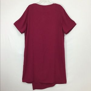 Eileen Fisher Dresses - Eileen Fisher Hibiscus Silk Georgette Dress NWT